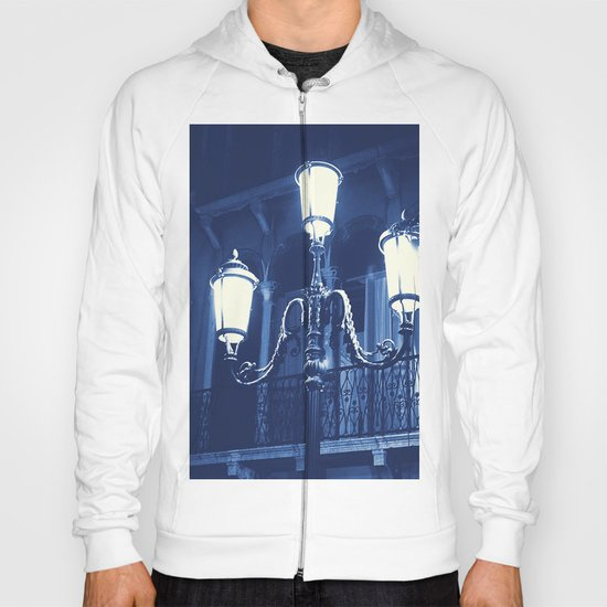 Venice lights up my heart Hoody