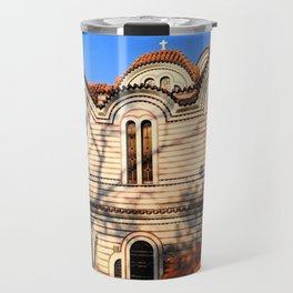 Athenian Church Travel Mug