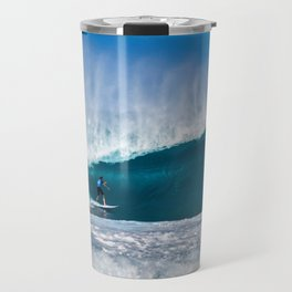 Surfing Pipe Travel Mug