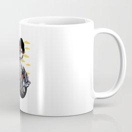 Rising Sun Japan Geisha Coffee Mug