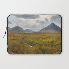 Glencoe, Scottish Highlands Laptop Sleeve