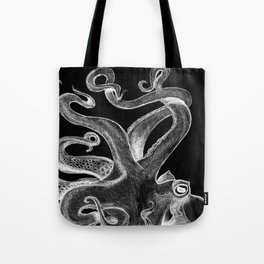 Octopus Inverted Tote Bag