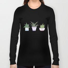 Aloe Pots Long Sleeve T-shirt