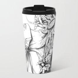 Twisted Beauty   Travel Mug