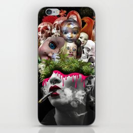 Doll House iPhone Skin