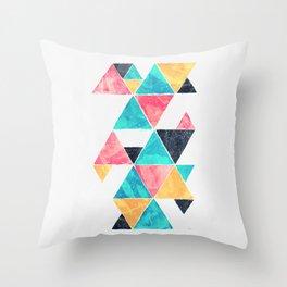 Equipoise Throw Pillow