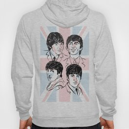 Face The Fab Four 2 Hoody