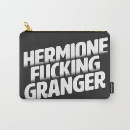 Hermione Fucking Granger Carry-All Pouch