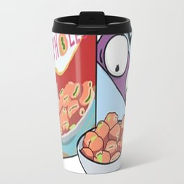 Get Up On Outta Here With My Eyeholes! Travel Mug