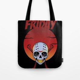 Skullet: Friday Tote Bag