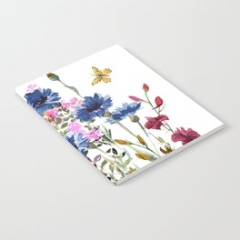 Wildflowers IV Notebook