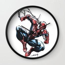 Spidey Wall Clock