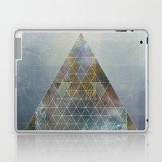 Perseid - Contemporary Geometric Pyramid Laptop & iPad Skin