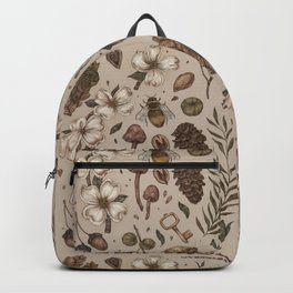 Nature Walks (Light Background) Backpack
