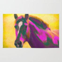 Horse, Wild Rug