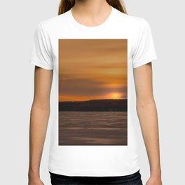 Sunset in December T-shirt