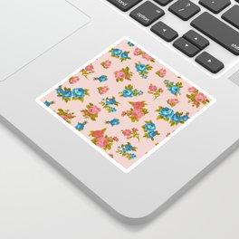 Teacup Chintz Sticker