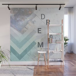 DREAM on many levels Wall Mural