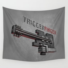 Triggerfinger Wall Tapestry