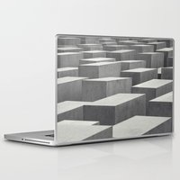 andreas preis Laptop & iPad Skins featuring Blocks by Andreas Lie