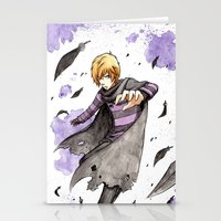 leon Stationery Cards featuring Leon by Owly Fa
