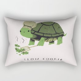 slow cooker Rectangular Pillow
