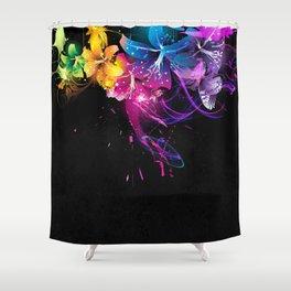 Dark Passenger Shower Curtain