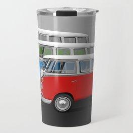 Bulli T1 parade Travel Mug