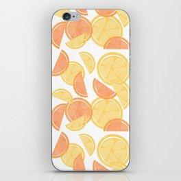 14 Citrus Showers iPhone Skin