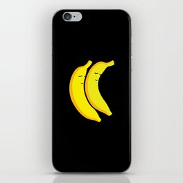 Spooning Bananas iPhone Skin