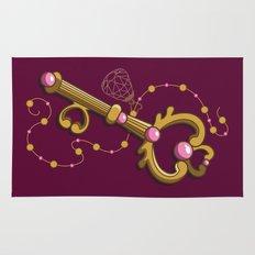 Chibiusa Time Key - Sailor Moon Rug