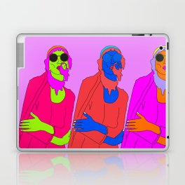 life's a party Laptop & iPad Skin