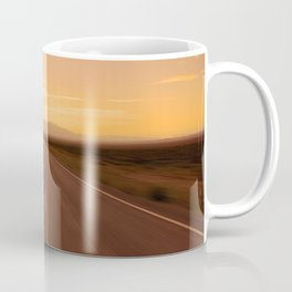 Open Road Coffee Mug