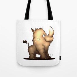 My Digital Zoo - Rhino Tote Bag