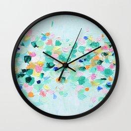 Carnival No. 2 Wall Clock