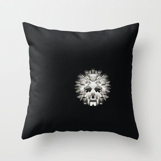 sad untitled Throw Pillow