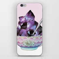 dessert iPhone & iPod Skins featuring DESSERT by Beth Hoeckel