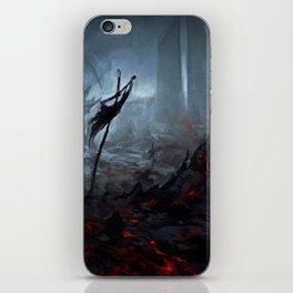 Ris Megroth iPhone Skin
