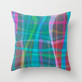 Wobble Weave Throw Pillow