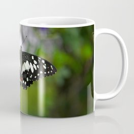 Butterfly Medium Coffee Mug