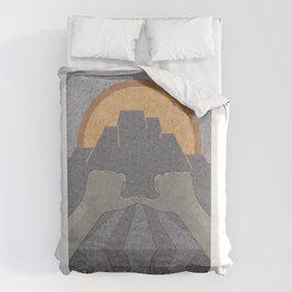 Perseverance - (Artifact Series) Duvet Cover