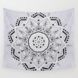 Star Mandala Wall Tapestry