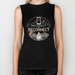 Reconnect... Biker Tank