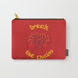 Break the chains Carry-All Pouch