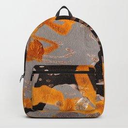 Golden Mess Backpack