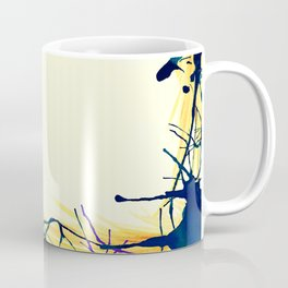 Ink border Coffee Mug
