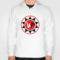 sports Hoodies featuring sports punk by rafzombie