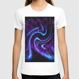 Abstract in Perfection - Magic of the circle  T-shirt