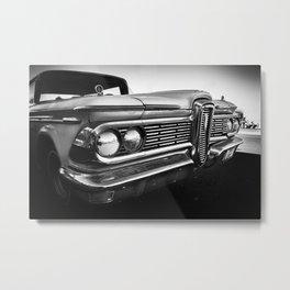 Edsel Metal Print