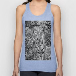 Tiger Mimicry Unisex Tank Top